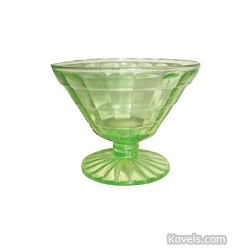 Antique Depression Glass | Glass Price Guide | Antiques & Collectibles Price Guide