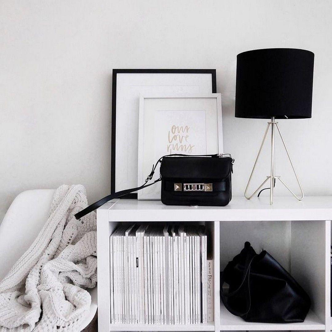 120 Black And White Home Decor Inspiration Tigrisiahouse Info Aesthetic Room Decor Home Decor Inspiration White Decor