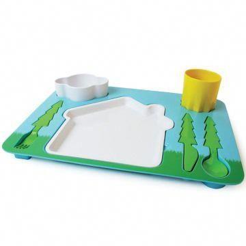 doiy Design Kinder-Service Landscape Dinner #landscapeplan #gedecktertisch