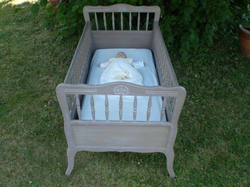 lit bebe fait maison