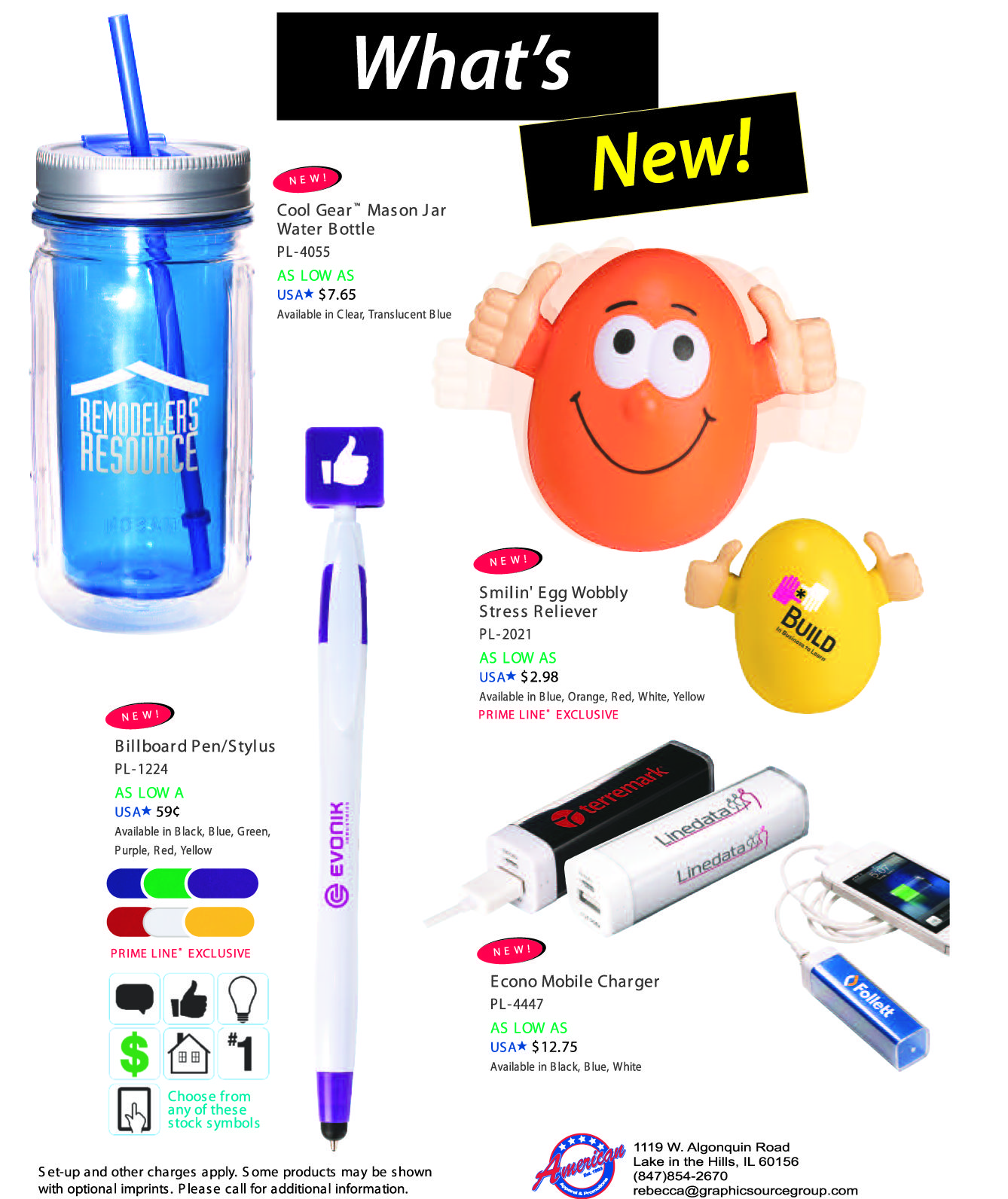 Promo items #promotionalproducts   Promotional Products for