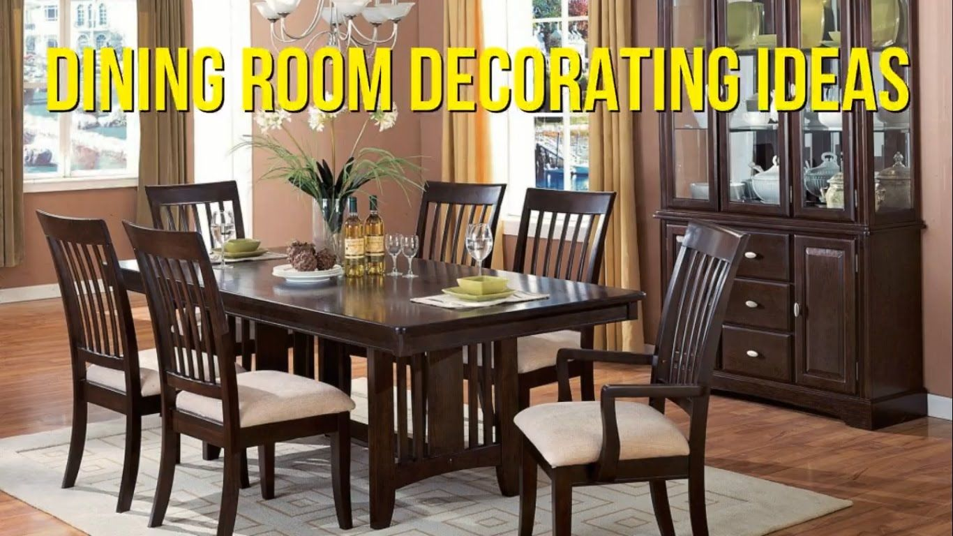 Dining Rooms Decorating Ideas Captivating Dining Room Decorating Ideas  Ideas For The House  Pinterest Decorating Inspiration