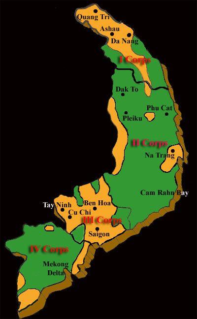 Map Agent Orange Hair Pinterest Vietnam War Vietnam And