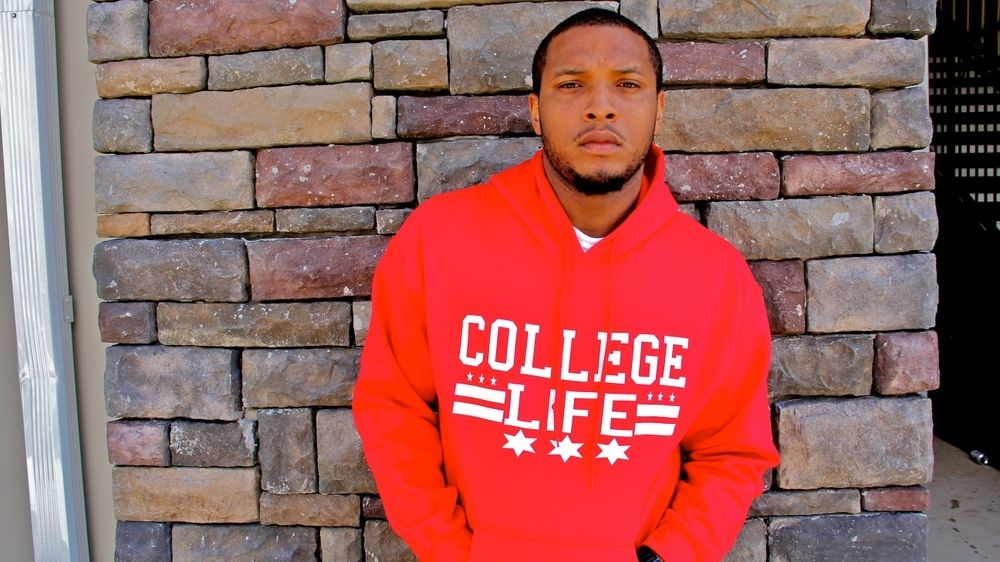 """Official College Life — The """"Red"""" Hoodie"""