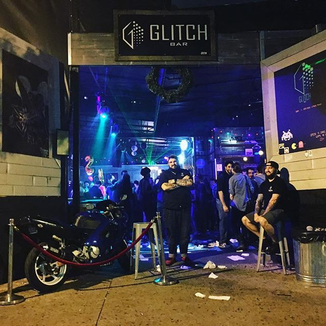 Glitch Bar Downtown Ftl What To Do In Sofla Arcade