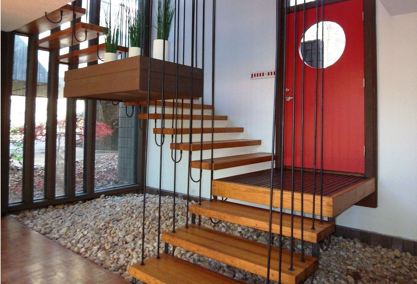 Image result for hanging staircase   Staircase design ...