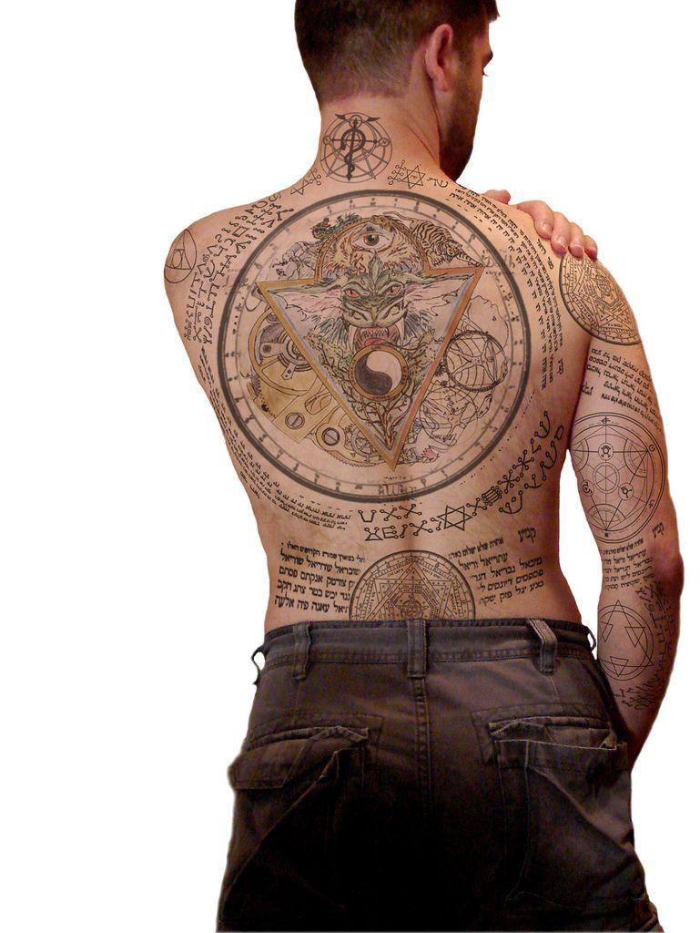 Constantine pelicula tatuajes buscar con google tattoous