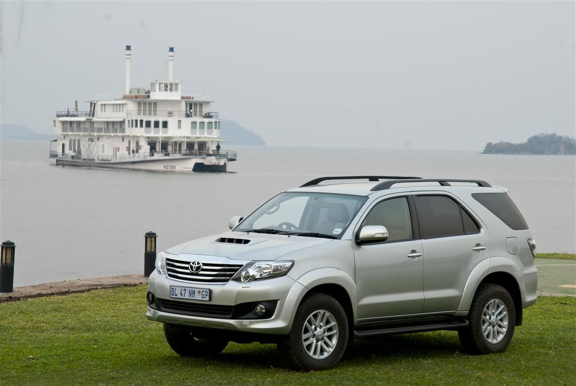 Toyota Fortuner Wallpaper Free High Quality Car Wallpapers Hd