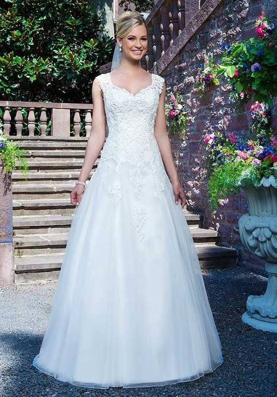 Sincerity Bridal 3863 Wedding Dress photo | Wedding day | Pinterest ...