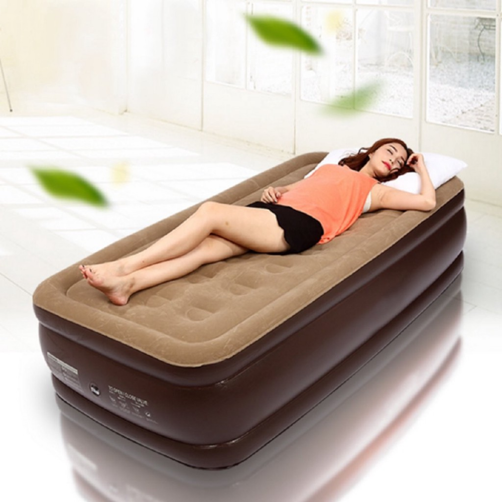 Dailystore Double Single Luxury Air Bed Inflatable Mattress Couch Mat Home Shopee Malaysia Mattress Couch Inflatable Mattress Camping Mat