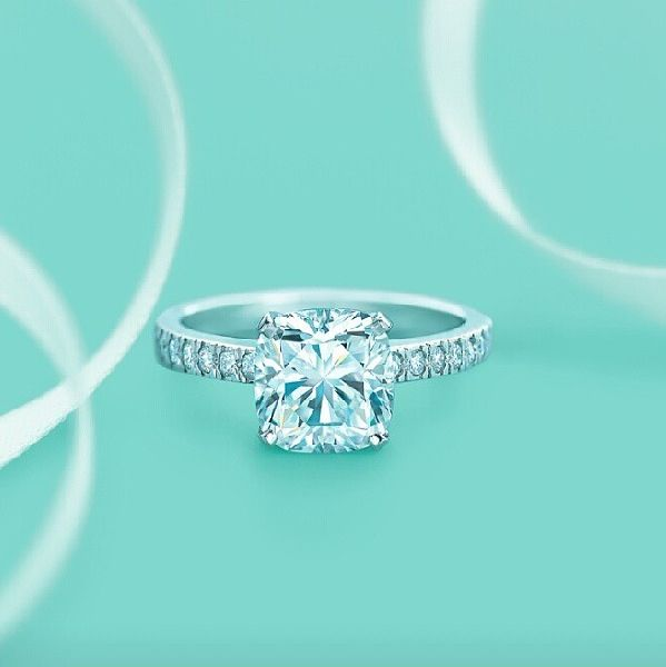 Tiffany Co ring #wedding #ring #tiffany...would literally fall over ...