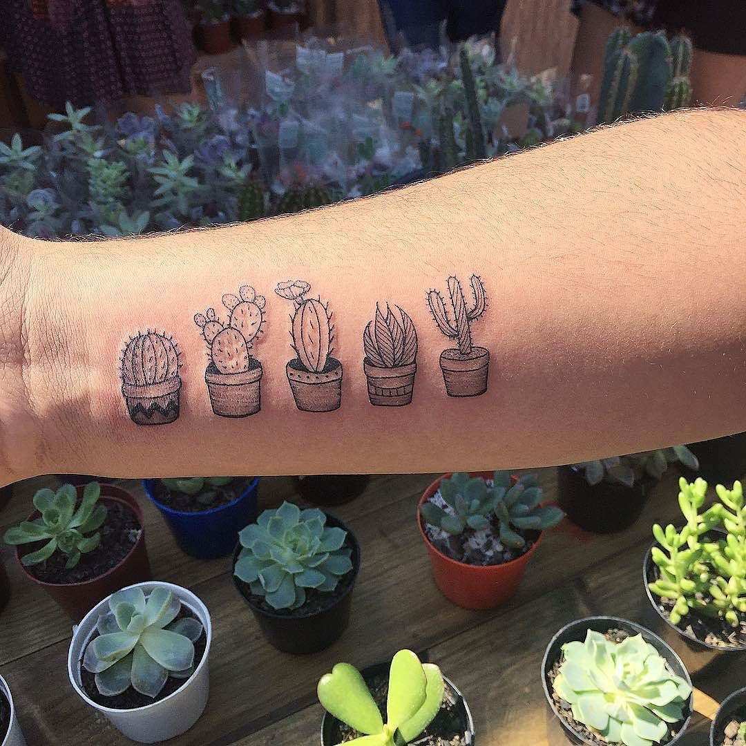 Henna Tattoo Laten Zetten Amersfoort: Is Jouw Liefde Voor Vetplanten Cactussen Ook Zo Groot Dat