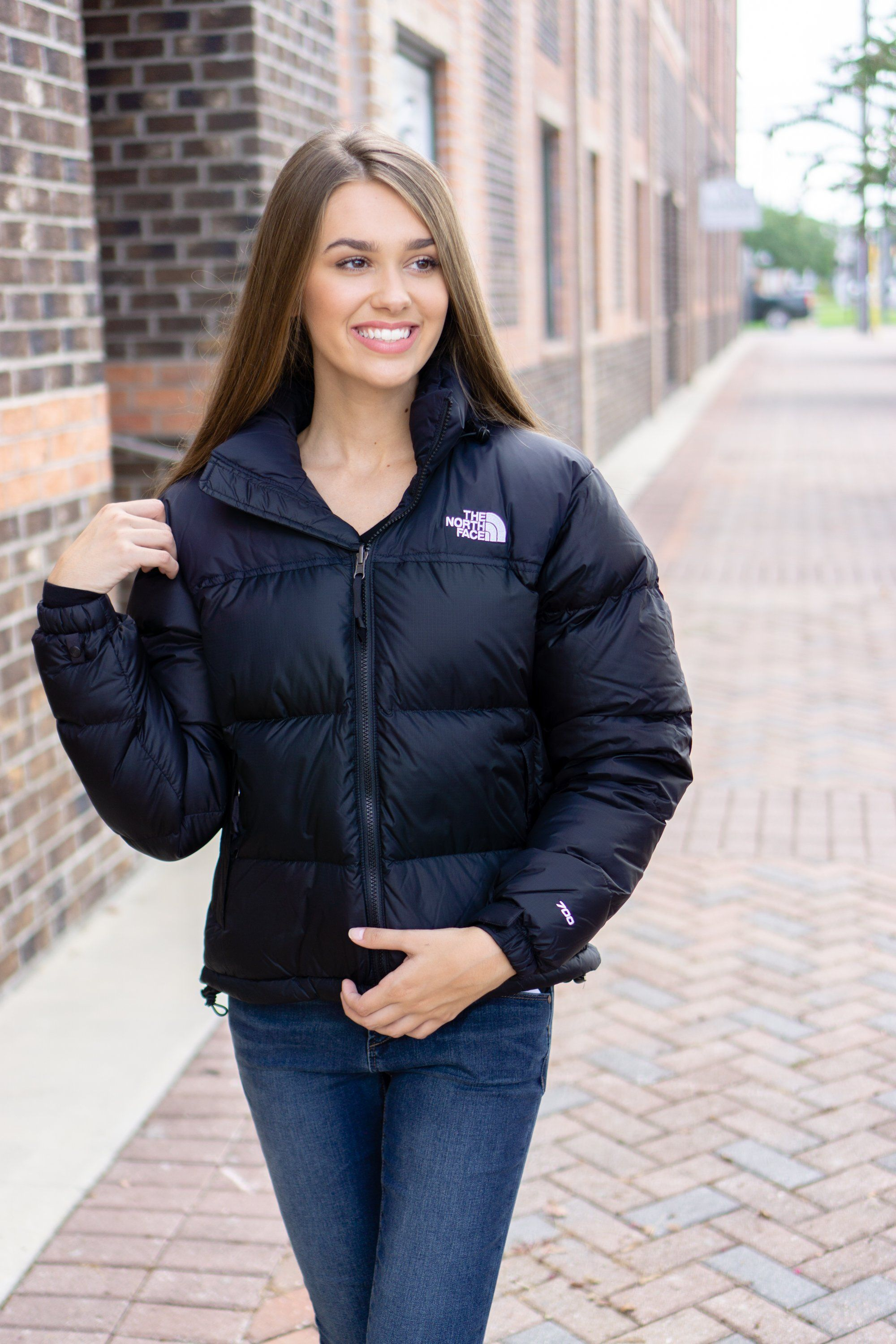 06d112caa North Face Women's 1996 Retro Nuptse Jacket - Black | The fits in ...