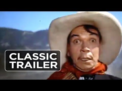 Around the World In 80 Days (1956) Official Trailer - Cantinflas, Jules