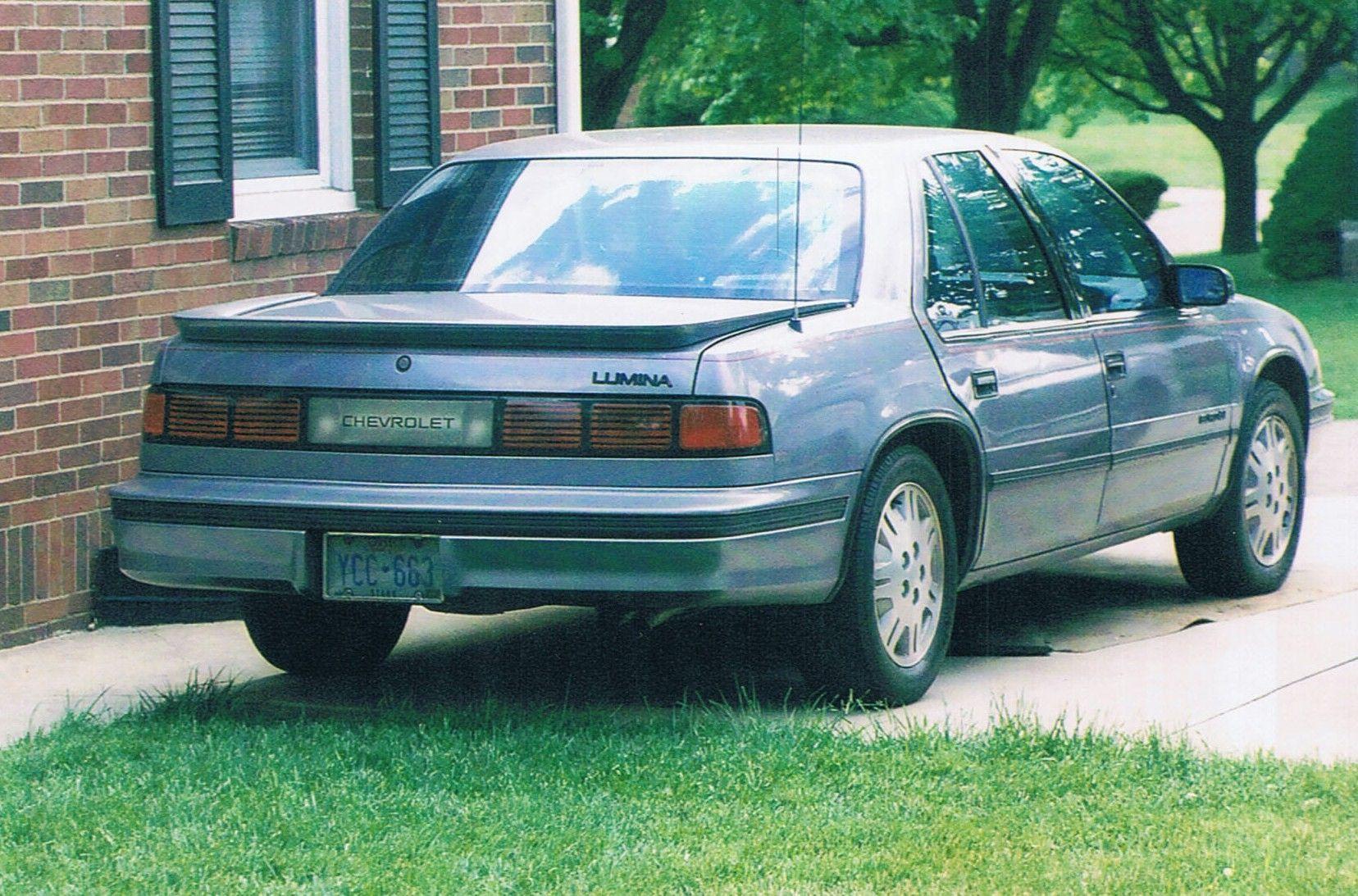 1991 chevy lumina euro 3.1 | chevrolet lumina | pinterest