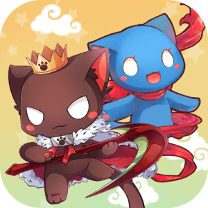 Cats King Battle Dog Wars RPG Summoner v1.2.2 (Mod Apk