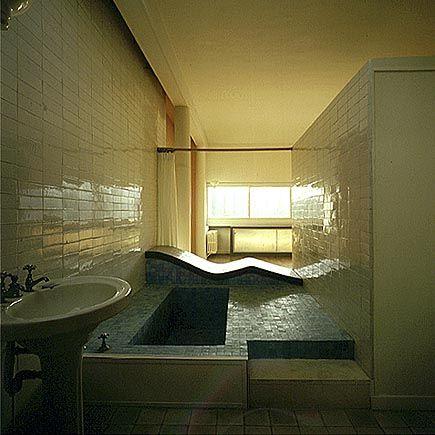 le corbusier villa savoye photo le corbusier pinterest villa savoye villa et. Black Bedroom Furniture Sets. Home Design Ideas