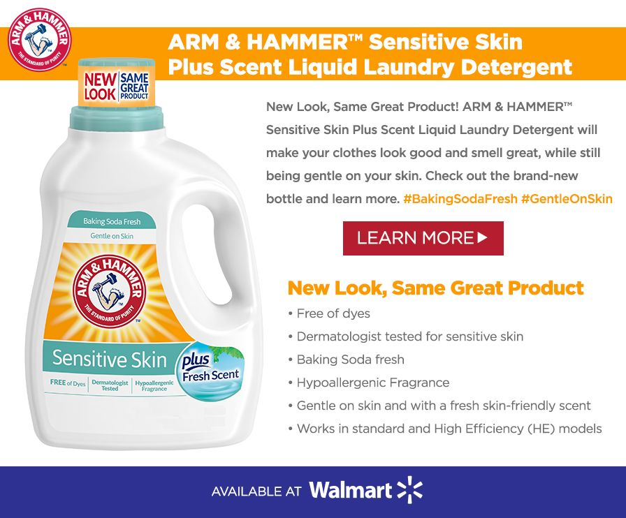 Check Out Smiley360 For Your Chance To Try Arm Hammer Sensitive