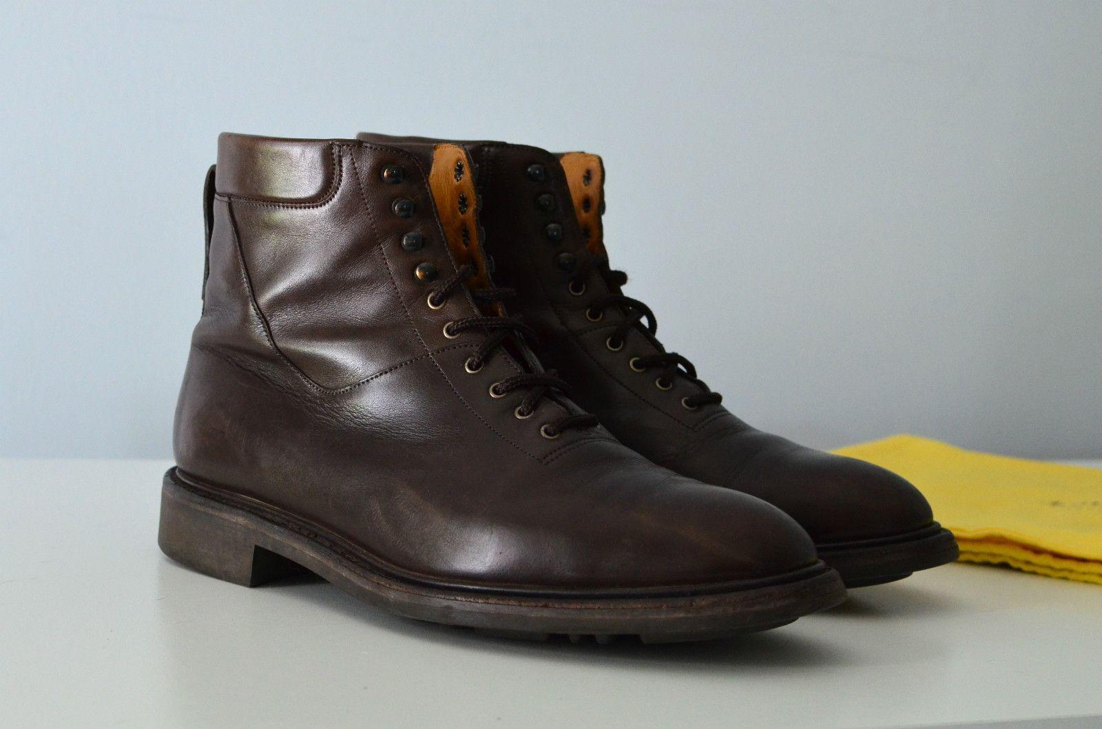 John Lobb Scott Boots Kl 228 Tt