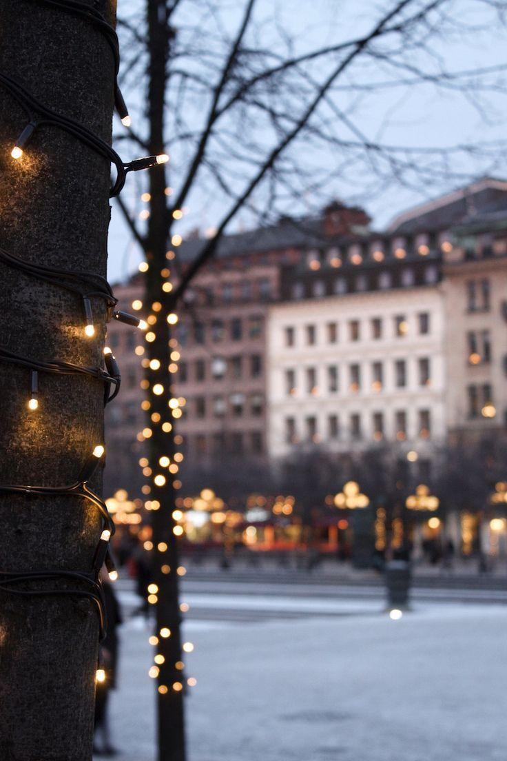 Homevialaura | Christmas lights in Stockholm