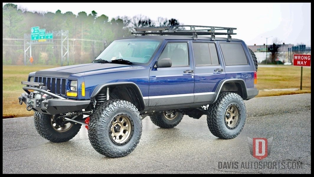 Check Out This Awesome Restored Cherokee Xj Another Custom Build