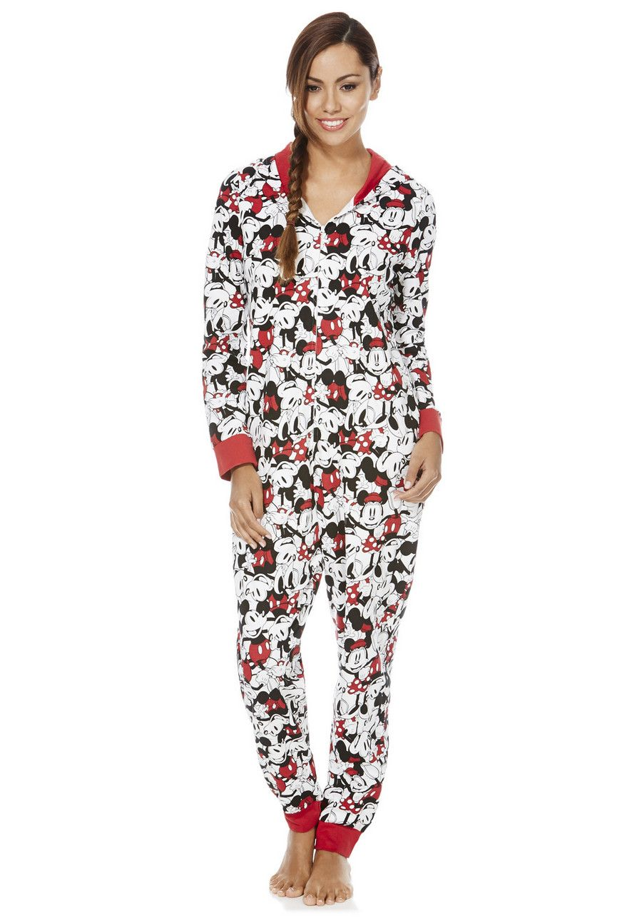 clothing at tesco  disney mickey mouse onesie  nightwear