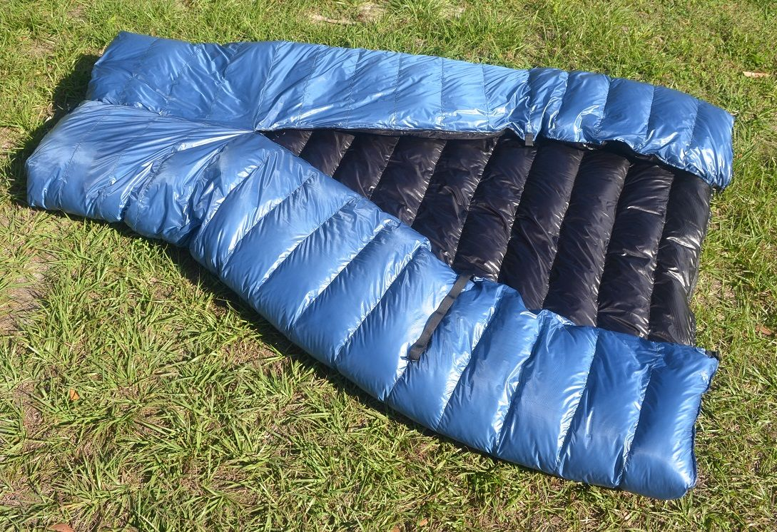 katabatic review quilt sleeping bikepacking vs quilts com alsek backpacking bag gear