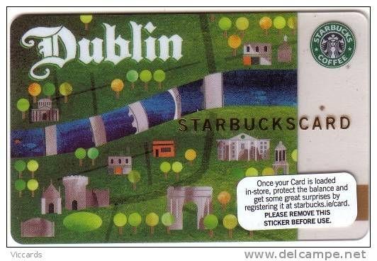 Ireland starbucks card dublin starbucks cards