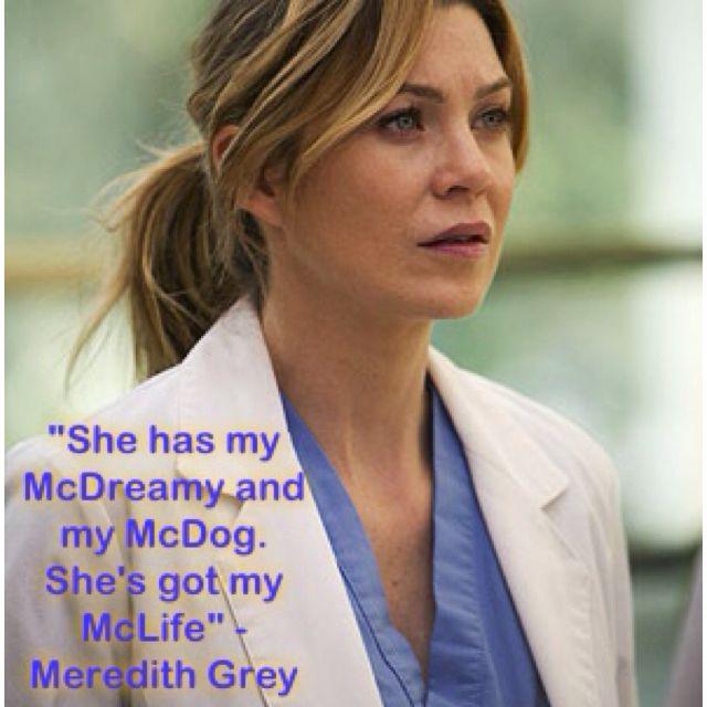 Fav quote of Grey\'s Anatomy \