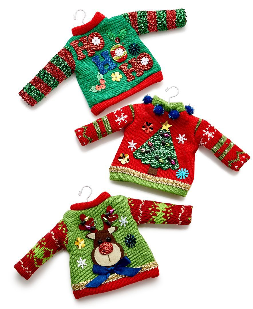 sweater christmas organized island decorations from decor image ugly