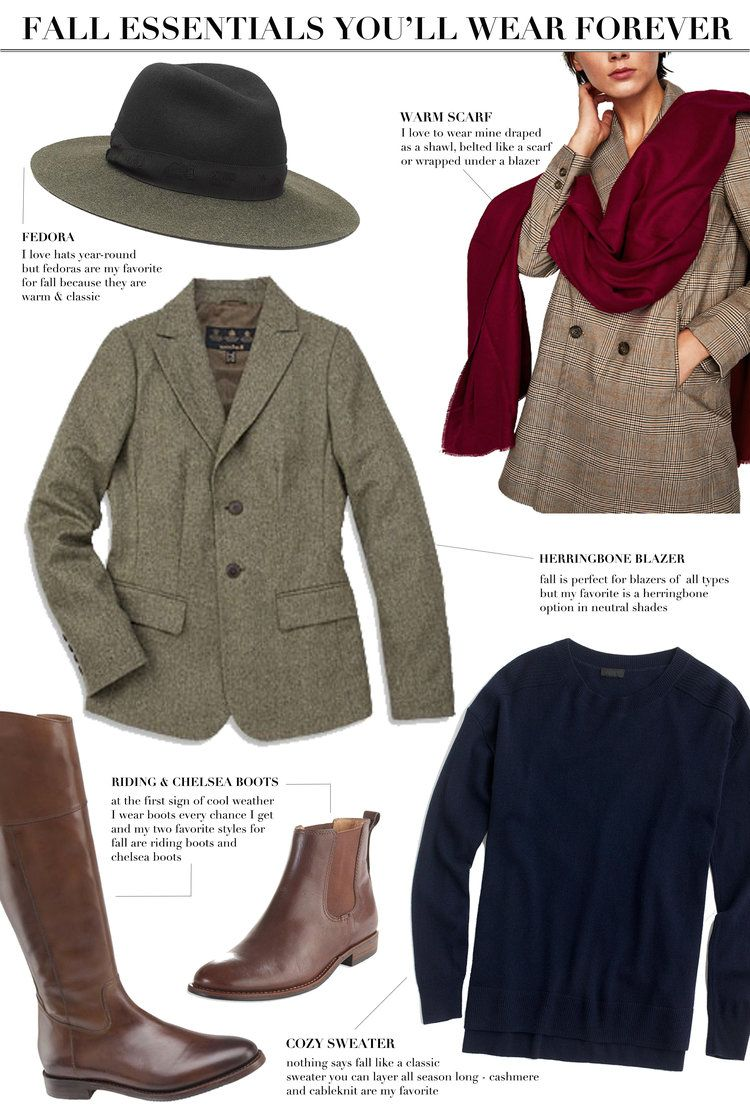 FALL ESSENTIALS I WEAR EVERY YEAR - ABOUT FALL ESSENTIALS I WEAR EVERY YEAR — SHOP