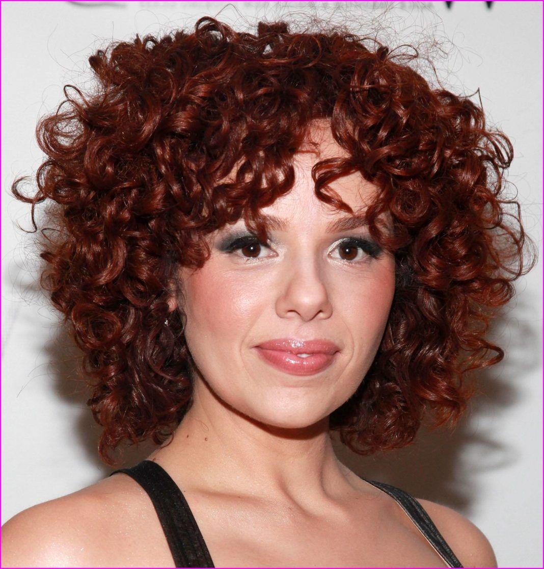 for Curly Hair & Round Face 2019 Hair Short Curly Hair