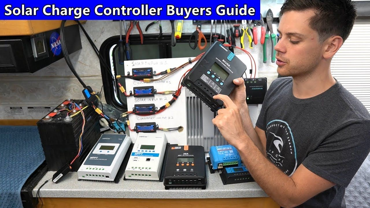 12v Solar Charge Controller Buyers Guide Beginner Friendly Youtube Solar Solar Power Diy Solar Power