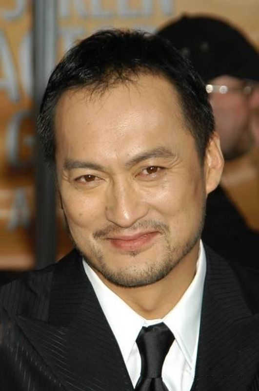 Ken Watanabe grooming by @Taylor Babaian for Cloutier Remix