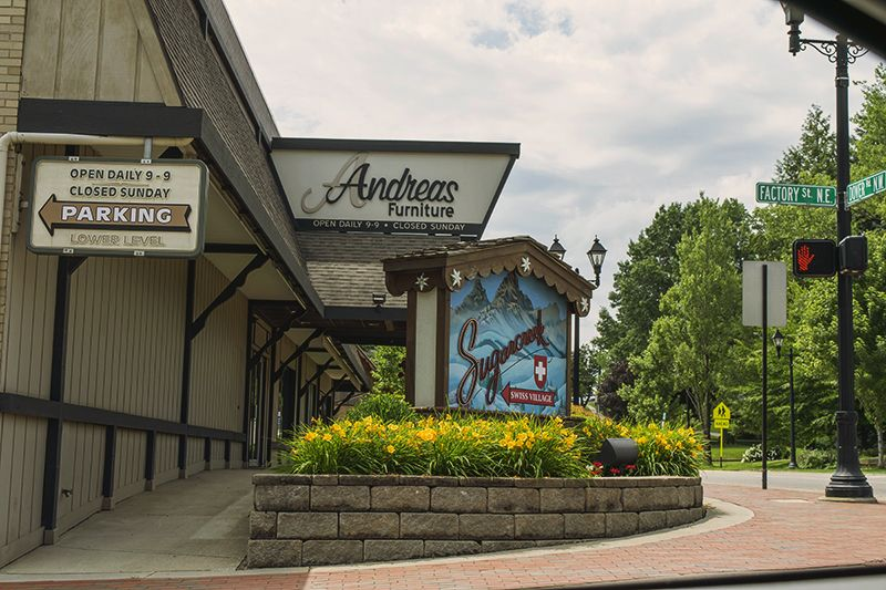Andreas Furniture #sugarcreek #ohio