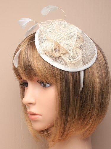 bc68ab4b469 Large-Headband-Aliceband-Hat-Fascinator-Weddings-Ladies-Day-Race-Royal-Ascot