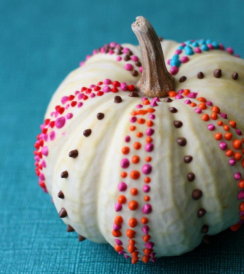 DIY Thanksgiving Pumpkin Project