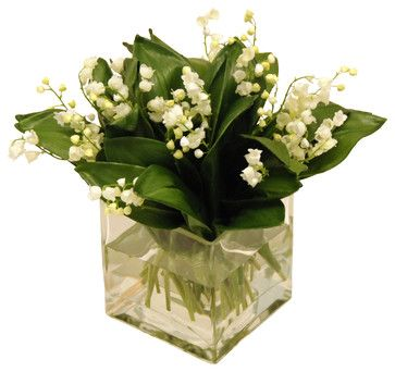 Lily of the Valley traditional-artificial-flowers