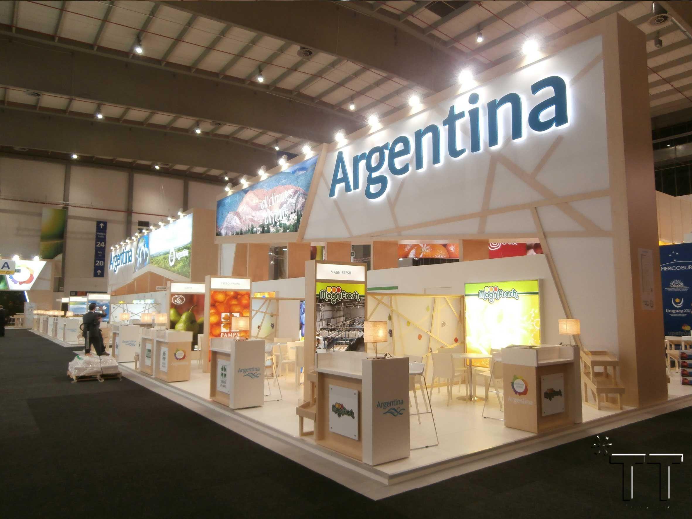 Exhibition Stand Meaning : Tt by think tank diseña y construye el pabellón