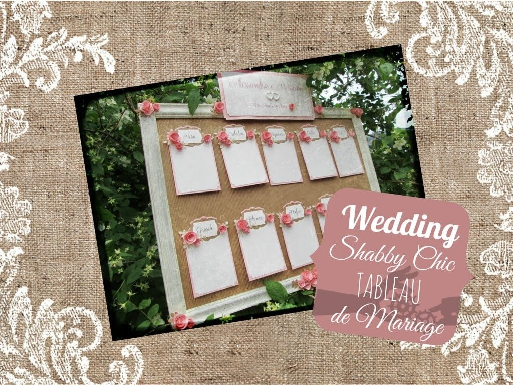 The Wedding Room: Tableau de mariage shabby chic - Shabby chic wedding tableau
