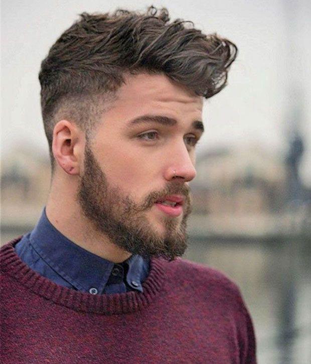 Inspiração  Cortes de cabelos masculinos para ousar em 2015 51214478980