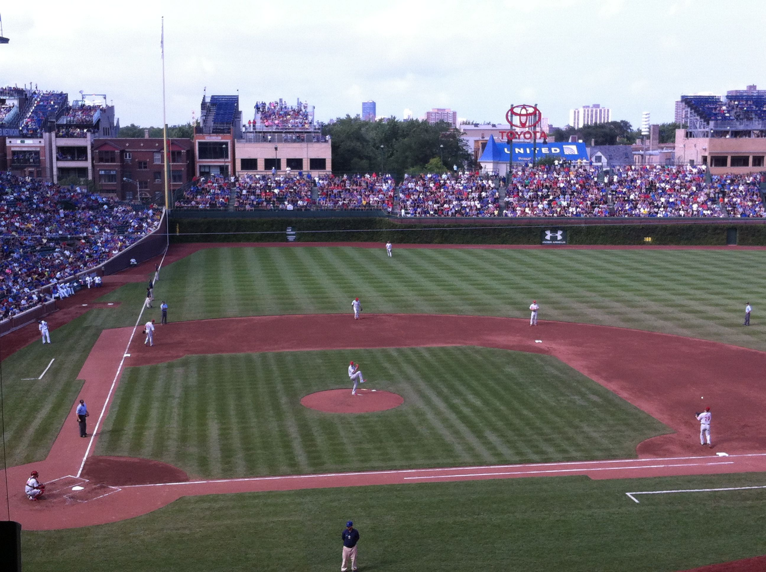 Baseball Games Wrigley Field Chicago Wrigley Field Baseball