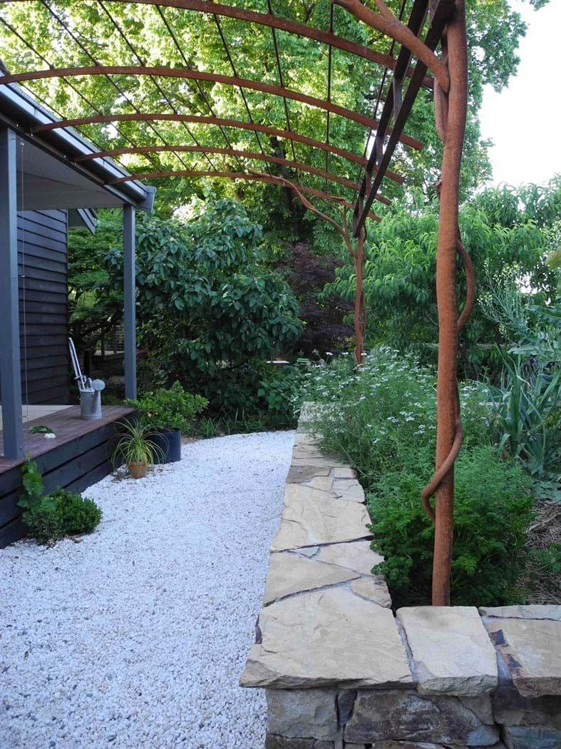 Pin by Daniel on Pergola   Landscape design melbourne ...