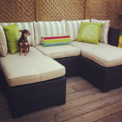 Canadian Tire patio furniture   modular   backyard bliss   Pinterest    Canadian tire  Patios and CabanaCanadian Tire patio furniture   modular   backyard bliss  . Outdoor Resin Wicker Chairs Canada. Home Design Ideas