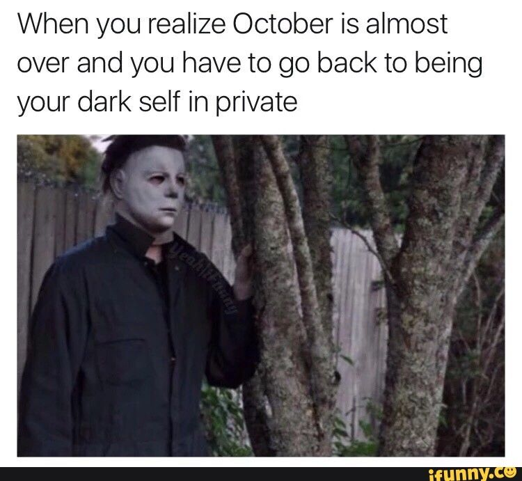 Mike Michael Myers Michaelmyers Murderer Halloween Memes Horror Movies Memes Spooky Memes