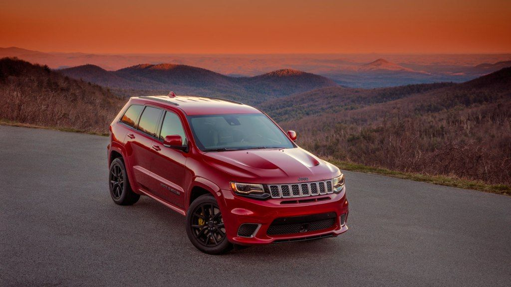 Why The Jeep Grand Cherokee Trackhawk Is An Incognito Torpedo