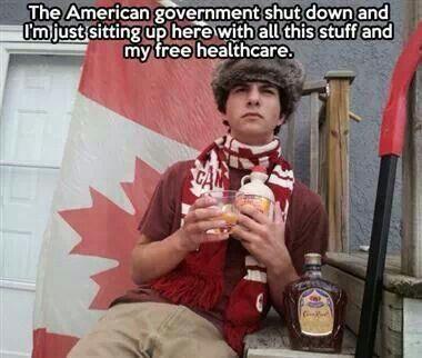 I Am Canadian Canada Funny Canada Jokes Canadian Memes