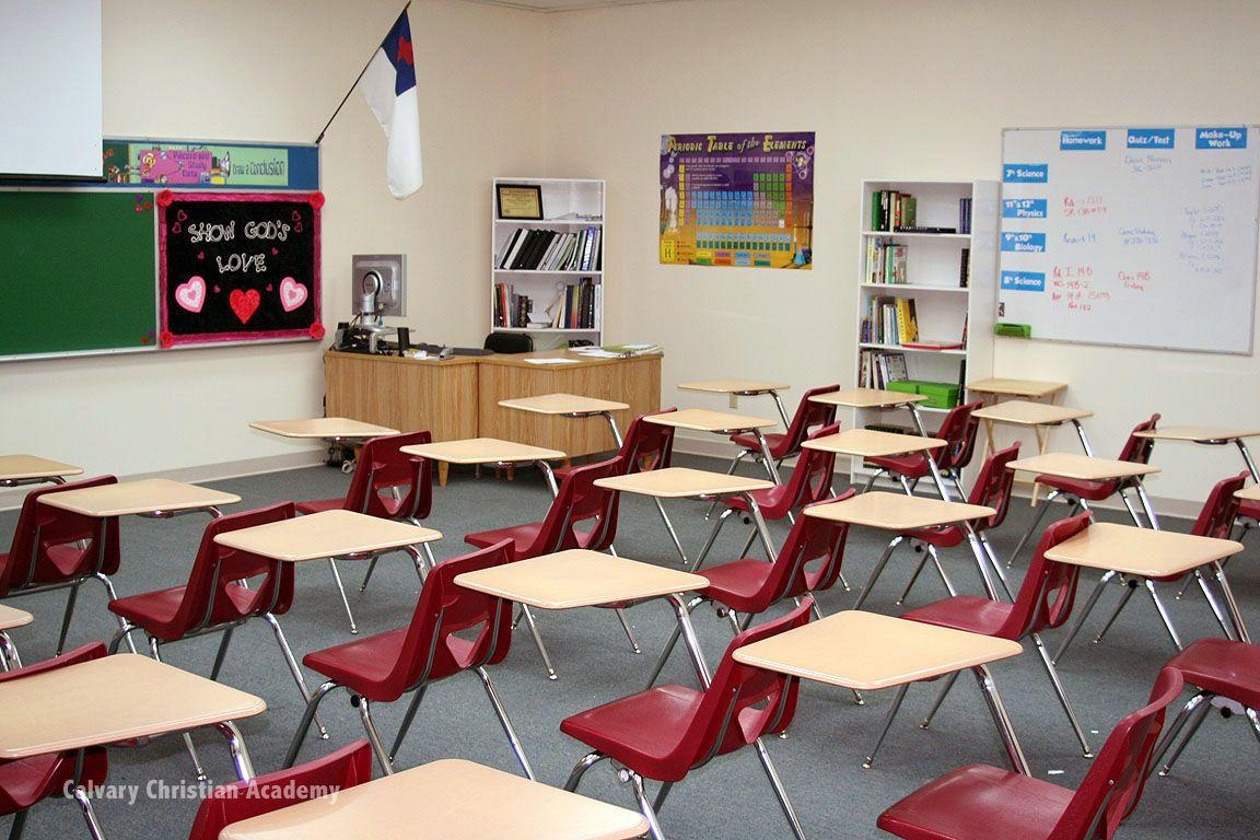 Galleries High School Classroom