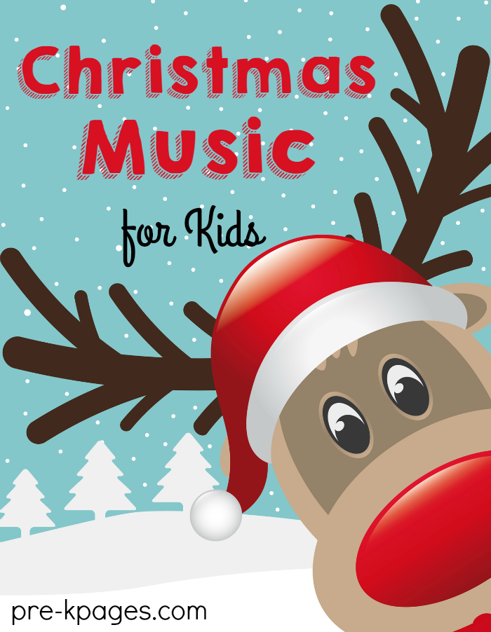 Christmas Music for Preschool Kids | Free youtube, Christmas music ...