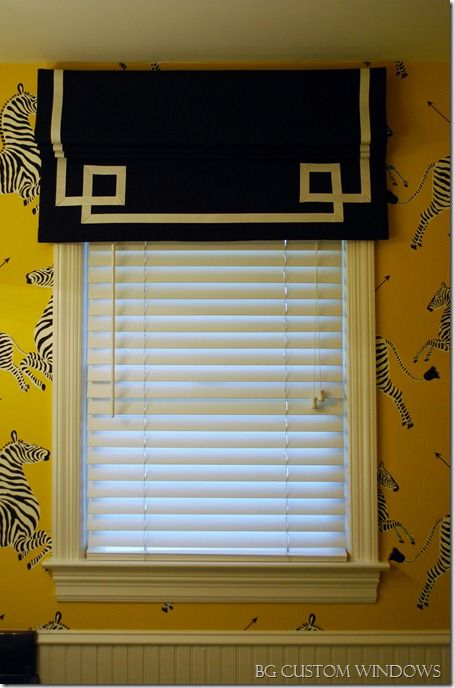 Tammy At Bg Custom Windows Uses 7 8 Quot Grosgrain Ribbon